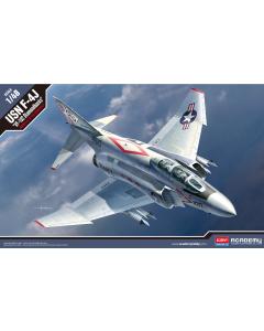 Academy 12323 F-4J Phantom VF-102 'Diamondbacks' 1/48 Scale Plastic Model Kit
