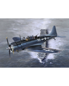 Academy 12329 SBD-5 Dauntless 'Battle of the Philippine Sea' 1/48 Scale Kit