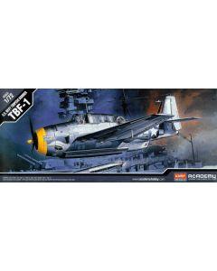 Academy 12452 US Navy Grumman TBF-1 Avenger 1/72 Scale Plastic Model Kit