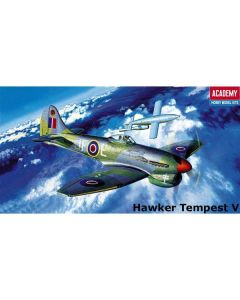 Academy 12466 Hawker Tempest V 1/72 Scale Plastic Model Kit
