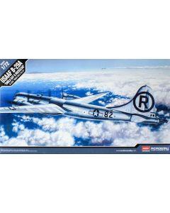 Academy 12528 B-29A 'Enola Gay' or 'Bockscar' 1/72 Scale Plastic Model Kit