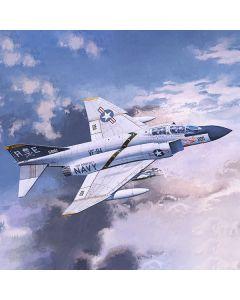 Academy 12529 F-4J Phantom II VF-84 1/72 Scale Plastic Model Kit