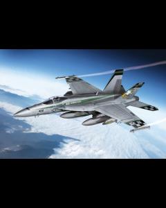 Academy 12565 F/A-18E Super Hornet VFA-195 'Chippy Ho' 1/72 Scale Model Kit