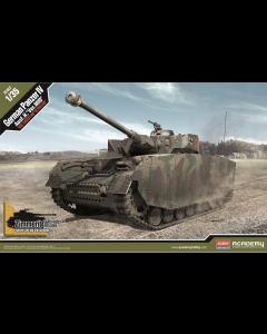Academy 13516 Pz.Kpfw.IV Ausf. H Mid-Production 1/35 Scale Plastic Model Kit