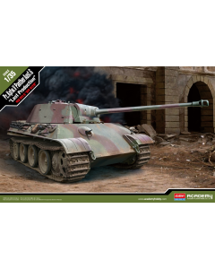 Academy 13523 Pz.Kpfw. V Panther G 'Last Production' Version 1/35 Scale Kit