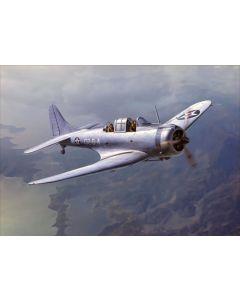 Academy 12331 USMC SBD-1 Dauntless 'Pearl Harbor' 1/48 Scale Plastic Model Kit
