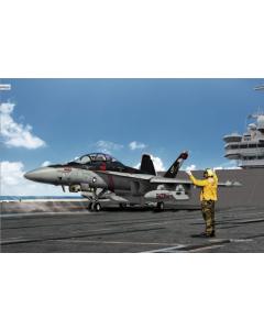 Academy 12560 EA-18G Growler VAQ-141 'Shadowhawks' 1/72 Scale Plastic Model Kit
