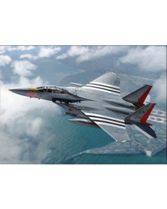 Academy 12568 USAF F-15E 'D-Day 75th Anniversary' 1/72 Scale Plastic Model Kit