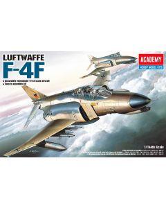 Academy 12611 German Luftwaffe F-4F Phantom II 1/144 Scale Plastic Model Kit