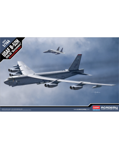 Academy 12622 B-52H 20TH Bomb Sqn 'Buccaneers' 1/144 Scale Plastic Model Kit