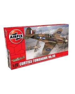 Airfix 01003A Curtis Tomahawk Mk.IIB 1/72 Scale Plastic Model Kit