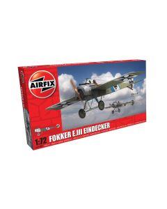 Airfix 01087 Fokker E.Ill Eindecker 1/72 Scale Plastic Model Kit