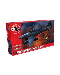 Airfix 04062 Messerschmitt Me262-B1A 1/72 Scale Plastic Model Kit