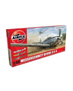 Airfix 05120B Messerschmitt Bf109E-4E-1 1/48 Scale Plastic Model Kit