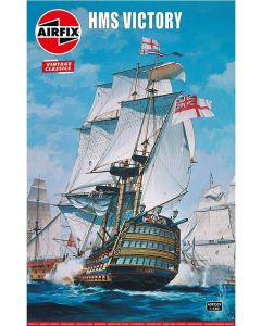 Airfix 09252V British Ship of the Line Victory 1/180 Scale Plastic Model Kit