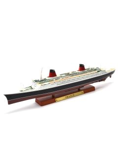 Atlas Editions 7572-003 French Passenger Liner France 1/1250 Scale Diecast Model