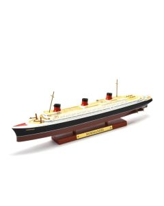 Atlas Editions 7572-006 French Passenger Liner Normandie 1/1250 Scale Model