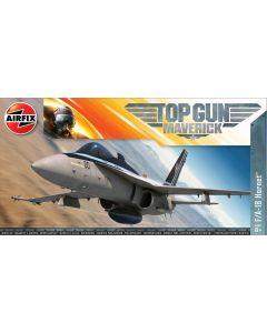 Airfix 00504 Top Gun F-18 Hornet 1/72 Scale Plastic Model Kit