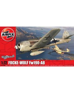 Airfix 01020A Focke Wulf Fw190A-B 1/72 Scale Plastic Model Kit