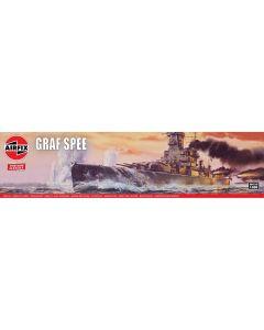 Airfix 04211V German Heavy Cruiser Admiral Graf Spee 1/600 Scale Model Kit