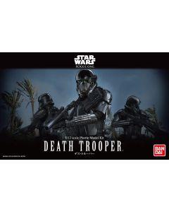 Bandai 2439834 Star Wars Death Trooper 1/12 Scale Plastic Model Kit