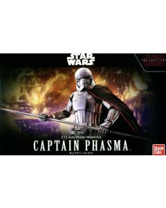 Bandai 219776 Star Wars Captain Phasma 1/12 Scale Plastic Model Kit