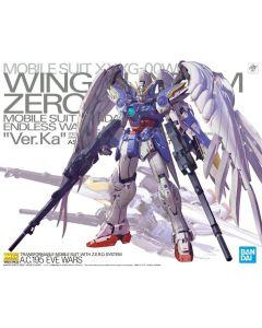 Bandai 2516450 Wing Gundam Zero EW 'Ver.Ka' Endless Waltz 1/100 Scale Model Kit