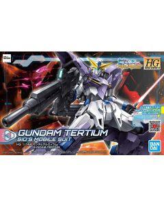 Bandai 5058918 HGBD:R #16 Gundam Tertium Sid's Mobile Suit 1/144 Scale Kit