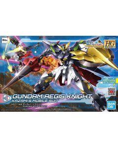Bandai 5059543 HGBD:R #33 Gundam Aegis Knight Kazami's Mobile Suit 1/144 Scale