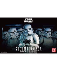 Bandai 2439792 Star Wars Stormtrooper 1/12 Scale Plastic Model Kit