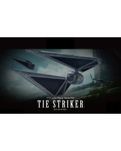 Bandai 214474 Star Wars TIE Striker 1/72 Scale Plastic Model Kit