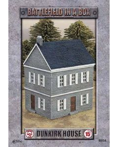 Battlefront BB154 European House Dunkirk WWII 15mm Scale Gaming Miniature