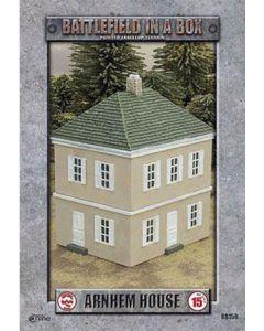 Battlefront BB158 European House Arnhem WWII 15mm Scale Gaming Miniature