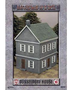 Battlefront BB162 European House Dusseldorf WWII 15mm Scale Gaming Miniature