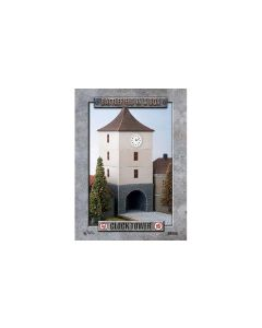 Battlefront BB200 Clock Tower (1 Tower) WWII 15 mm Gaming Miniature