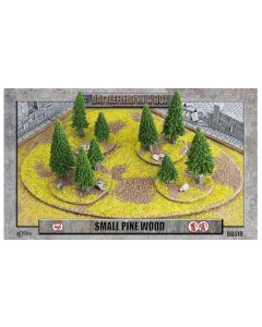 Battlefront BB510 Small Pine Wood 15 mm Gaming Miniature