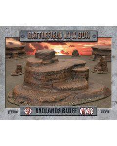 Battlefront BB549 Badlands Bluff Mars 30mm Scale Gaming Miniature