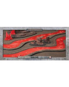 Battlefront BB602 Blood River (6 ft length) 30mm Scale Gaming Miniature