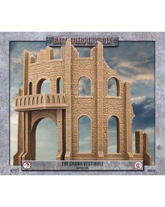 Battlefront BB615 Gothic Grand Vestibule Sandstone 30mm Scale Gaming Miniature