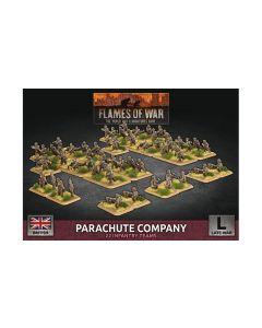 Battlefront BBX49 Parachute Company (Plastic) Gaming Miniatures