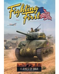 Battlefront FW243 Fighting First Flames of War Reference Book