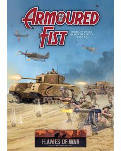 Battlefront FW245 Armoured Fist Flames of War Reference Book