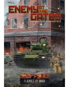 Battlefront FW246 Enemy at the Gates Flames of War Reference Book