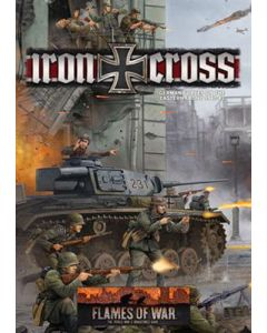 Battlefront FW247 Iron Cross Flames of War Reference Book
