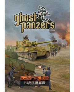 Battlefront FW251 Ghost Panzers Flames of War Reference Book