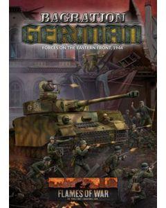 Battlefront FW267 Bagration: German Flames of War Reference Book