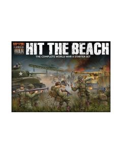 Battlefront FWBX09 'Hit The Beach' Complete World War II Starter Set