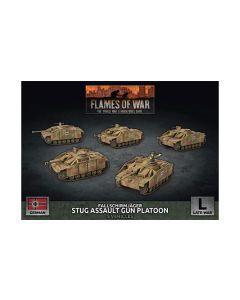 Battlefront GBX143 Fallschirmjager StuG Assault Gun Platoon (5 StuGs) Miniatures