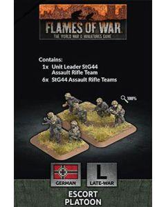 Battlefront GE788 Escort Platoon (30 Figures) Plastic Gaming Miniatures
