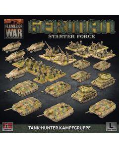 Battlefront GEAB20 'Tank-Hunter Kampfgruppe' (14 Vehicles+) Miniatures